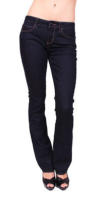 Articles of Society Women Boot Cut Jeans with Gold Stitch 5021HW505 Gold Stitched Bootcut Jeans