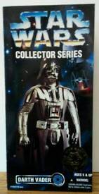 1996 Star Wars Collectors Edition Darth Vader action figure by Kenner