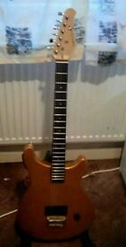fretlight fg611 led guitar