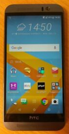 HTC One M9 32GB Gunmetal Grey (Unlocked/SIM Free) Smartphone Bundle