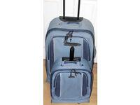 Revelation Pair of Roller Suitcases - 95L & 25L