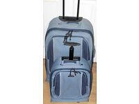 Revelation Pair of Roller Suitcases - 95L + 25L