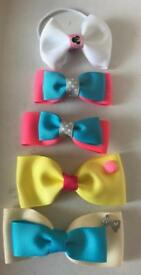 Summer bows bundle