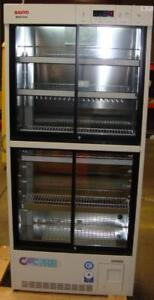 Panasonic Sanyo MediCool MPR-313D 313 Pharmaceutical Refrigerator Fridge Cooler 4 door