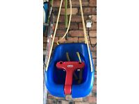 Little Tikes snug 'n' secure swing seat