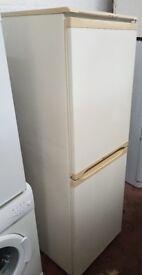 Hotpoint RF63 Fridge Freezer, 55x60x177 cm (WxDxH)