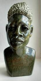 Soap stone figure