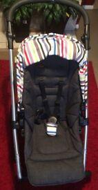 Mamas and papas sola travel system