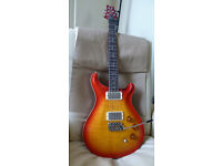PRS DGT Grissom Guitar; 10 top; birds, 2008......not Gibson , Fender, Suhr, rare, early mode