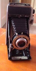 Vintage Kodak junior II camera