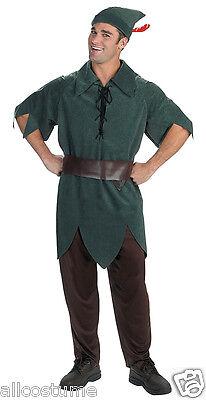 Adult Peter Pan Adult Disney Costume Disney Costume 5964 (Peter Pan Costume Man)