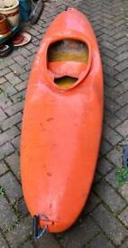Pool Bat canoe - Needs work