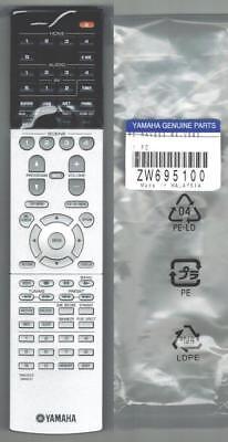 New Yamaha RAV553 ZW69510 Audio Receiver Remote Control fits RX-A770 RX-V683
