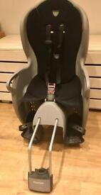 Hamax Kiss Rear Mounted Child Bike Seat