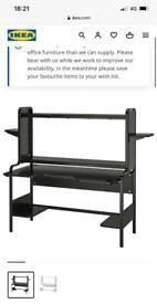Desk black