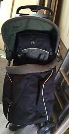 Mothercare pushchair pram. Good