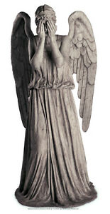 Doctor-Who-Life-Size-Cardboard-Cut-Out-Weeping-Angel-hands-over-face