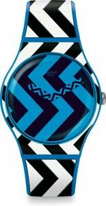 Swatch Bluzag Unisex Watch SUOS111