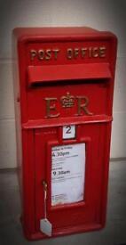 Post box WINCHESTER