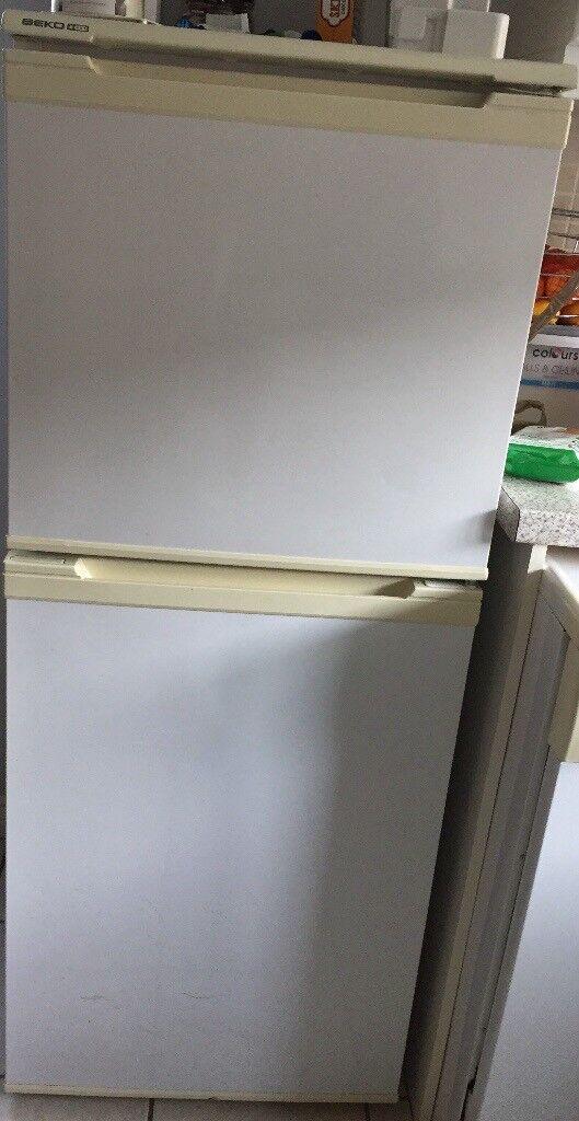 Scrap fridge freezer