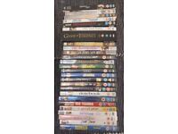 26 DVDs Movies titles, Lord of Rings, Forrest Gump etc