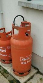 Gas Cylinder Empty 19kg