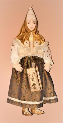 - Russische Puppen Kostüm