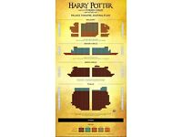 Harry Potter & The Cursed Child *Ticket SWAP*