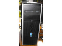 Lively HP Compaq 8000 Elite Midi Tower