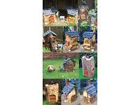 Handmade Fairy/Pixie Houses/Pubs/Castles