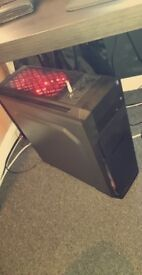 Gaming pc & extras