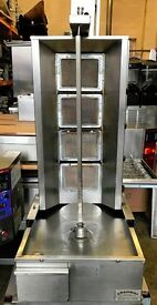 ARCHWAY KEBAB MACHINE, 4 BURNER DONER MACHINE
