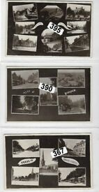 RUSHDEN NORTHANTS NORTHAMPTONSHIRE OLD POSTCARDS FROM £5 TO £20 EACH