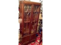 Old Book Cabinet
