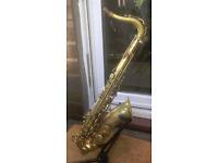 Selmer mark VI tenor saxophone 1964