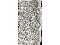 Silver fleck carpet various sizes available (free delivery)