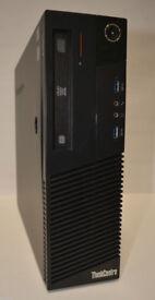 GAMING FAST HDMI LENOVO 8GB/ Intel Core i3-4150 4th Genration @3.40Gh, 128SSD . NVIDIA GPU.