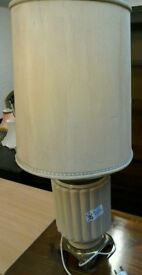 Table lamp #28892 £15