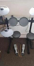 Yamaha DTX 400K Electronic Drumkit