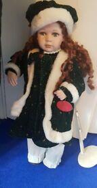 leonardo collection doll