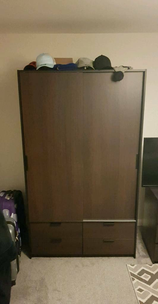 Ikea Trysil Wardrobe Price Drop In Antrim County Antrim Gumtree