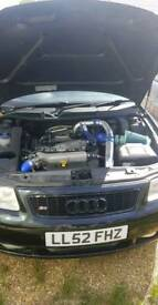 Stage 2 audi a3 1.8 turbo