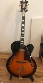 D'Angelico EXL-1 Archtop Guitar