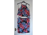 Ladies Summer 2 Piece Skirt and Top Size 22 from New Look. New with Tags