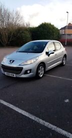 Peugeot 207, 2010 1.4 petrol private seller