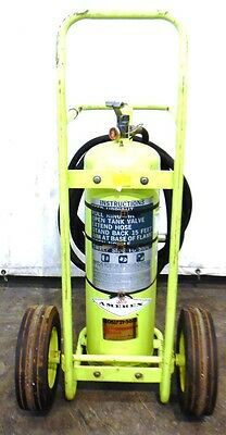 Amerex 1211 Halon Fire Extinguisher Model 685 10a-120 Bc Class
