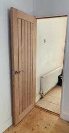 Door fitting - installation - carpenter - joiner