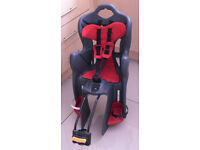 Child Rear Bike Seat B-ONE (up to 22 kg)