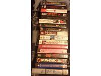 17x music videos on VHS
