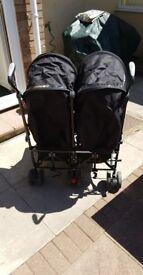 Joie Zeta Citi Double Stroller